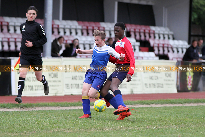 Havering Schools Cup Finals at Hornchurch Stadium on 9th May 2017