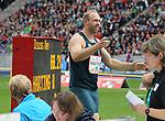 31.08.2014, OLympiastadion, Berlin, GER, Leichathletik, ISTAF-2014, im Bild Diskus , Robert Harting (GER)<br /> <br />               <br /> Foto &copy; nordphoto /  Engler