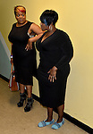 MIAMI, FL - MAY 08:  Kelly Price backstage at the 3rd Annual Mother's Day Experience at James L Knight Center on Sunday May 8, 2016 in Miami, Florida. ( Photo by Johnny Louis / jlnphotography.com )