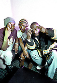 May 1994: FUGEES - Photosession in Paris France