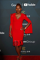 LOS ANGELES - SEP 8:  Luvvie Ajayi at the 13th Annual ADCOLOR Awards at the JW Marriott on September 8, 2019 in Los Angeles, CA