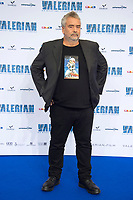 Luc Besson bei der Premiere des Kinofilms 'Valerian - Die Stadt der Tausend Planeten / Valerian and the City of a Thousand Planets' im CineStar Sony Center. Berlin, 19.07.2017