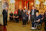 GIO IWRF Wheelchair Rugby Championships 2018 Governor's Welcome Reception Friday 3 August