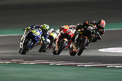 18th March 2018, Losail International Circuit, Lusail, Qatar; Qatar Motorcycle Grand Prix, Sunday race day; Johann Zarco (Monster Yamaha Tech3) MotoGP