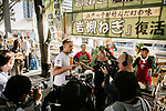 Marcel Kittel (GER) Team Katusha Alpecin at the media day before the 2018 Saitama Criterium, Japan. 3rd November 2018.<br /> Picture: ASO/Pauline Ballet | Cyclefile<br /> <br /> <br /> All photos usage must carry mandatory copyright credit (&copy; Cyclefile | ASO/Pauline Ballet)