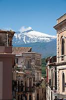 Italy - Sicily - Mt Etna Region