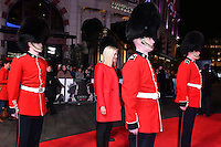 Jenni Falconer <br /> Premiere of The Crown, a new Netflix TV series about the reign of Queen Elizabeth II, at Odeon Leicester Square, London, England November 01, 2016.<br /> CAP/JOR<br /> &copy;JOR/Capital Pictures /MediaPunch ***NORTH AND SOUTH AMERICAS ONLY***