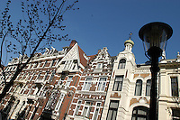 AMSTERDAM-HOLANDA. Hotel Quentin England  en Amsterdam./ Quentin England Hotel in Amsterdam.  Photo: VizzorImage /STR