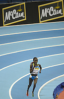 Photo: Ady Kerry/Richard Lane Photography..Aviva Grand Prix. 21/02/2009. .Vivian Cheruiyot 3000m