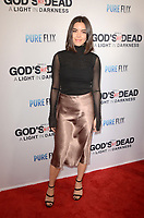 "LOS ANGELES - FEB 20:  Samantha Boscarino at the ""God's Not Dead:  A Light in Darkness"" Premiere at the Egyptian Theater on February 20, 2018 in Los Angeles, CA"