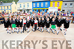 Members of Ina Dwyer's School of Dance, Cahersiveen who gave a performance during the Cahersiveen Festival of Friday.
