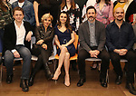 Jason Danieley, Orfeh, Samantha Barks, Steve Kazee and Eric Anderson attends the photo call for the New Broadway Bound Musical 'Pretty Woman' on January 22, 2018 at the New 42nd Street Studios in New York City.