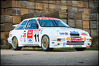 £200,000 price tag for a very historic Ford Sierra.