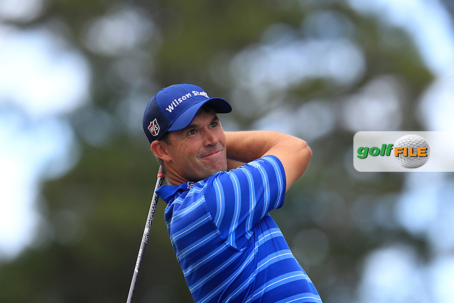 Padraig HARRINGTON (IRL) during round 2 at The Players, TPC Sawgrass, Ponte Vedra Beach, Florida, United States. 08/05/2015<br /> Picture Fran Caffrey, www.golffile.ie