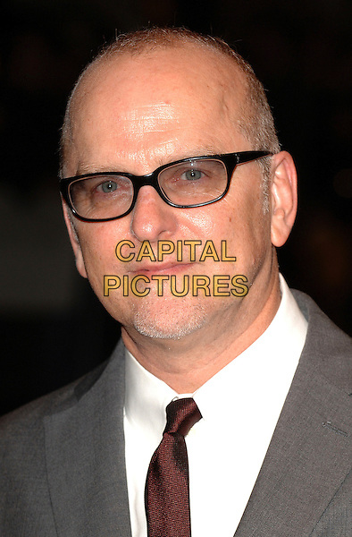"ALLEN COULTER.Attending ""Hollywoodland"" Gala Screening during The 50th Times London BFI Film Festival, Odeon West End, London, England, 30th October 2006..portrait headshot glasses director.Ref: BEL.www.capitalpictures.com.sales@capitalpictures.com.©Tom Belcher/Capital Pictures."