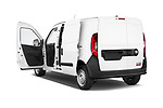 Car images close up view of a 2018 Ram Promaster City Tradesman Cargo 4 Door Cargo Van doors