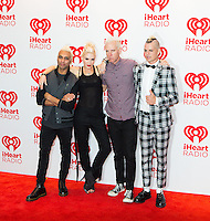 LAS VEGAS, NV - September 21:  No Doubt pictured at iHeart Radio Music Festival at MGM Grand Resort on September 21, 2012 in Las Vegas, Nevada..    &copy; RD/ Kabik/ Starlitepics / Mediapunchinc /NortePhoto<br />