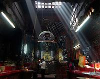 Taoist temple in Ho Chi Minh City - Chua Ngoc Hoang