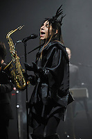 LONDON, ENGLAND - OCTOBER 31: PJ Harvey performing at Brixton Academy on October 31, 2016 in London, England.<br /> CAP/MAR<br /> &copy;MAR/Capital Pictures /MediaPunch ***NORTH AND SOUTH AMERICA ONLY***