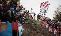 Jaarmarktcross Niel 2015  Elite Men & U23 race