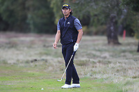 Gavin Green (MAS) on the 2nd fairway during Round 2 of the Sky Sports British Masters at Walton Heath Golf Club in Tadworth, Surrey, England on Friday 12th Oct 2018.<br /> Picture:  Thos Caffrey | Golffile<br /> <br /> All photo usage must carry mandatory copyright credit (&copy; Golffile | Thos Caffrey)