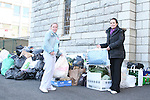 Sharon Connor and Sharon Maher at the Lourdes Church where bags of donations were dropped off for Flood Victims...Photo NEWSFILE/Jenny Matthews.(Photo credit should read Jenny Matthews/NEWSFILE)....This Picture has been sent you under the condtions enclosed by:.Newsfile Ltd..The Studio,.Millmount Abbey,.Drogheda,.Co Meath..Ireland..Tel: +353(0)41-9871240.Fax: +353(0)41-9871260.GSM: +353(0)86-2500958.email: pictures@newsfile.ie.www.newsfile.ie.FTP: 193.120.102.198.