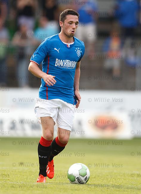 Nicky Clark, Rangers
