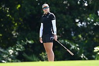 SINGAPORE - MARCH 03: Jodi Ewart Shadoff of England on the 4th green during the final round of the HSBC Women's World Championship 2019 at Sentosa Golf Club - Tanjong Course, Singapore on March 03, 2019.<br /> .<br /> .<br /> .<br /> (Photo by: Naratip Golf Srisupab/SEALs Sports Images)<br /> .<br /> Any image use must include a mandatory credit line adjacent to the content which should read: Naratip Golf Srisupab/SEALs Sports Images