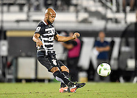 iOrlando, FL - Saturday Jan. 21, 2017: Corinthians midfielder Fellip Bastos (35) during the second half of the Florida Cup Championship match between São Paulo and Corinthians at Bright House Networks Stadium. The game ended 0-0 in regulation with São Paulo defeating Corinthians 4-3 on penalty kicks