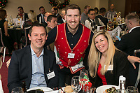 Ian Bradley of Bradley HR Solutions, Ross Davies of Strafe Creative and JennyLamacraft of Jen Creative