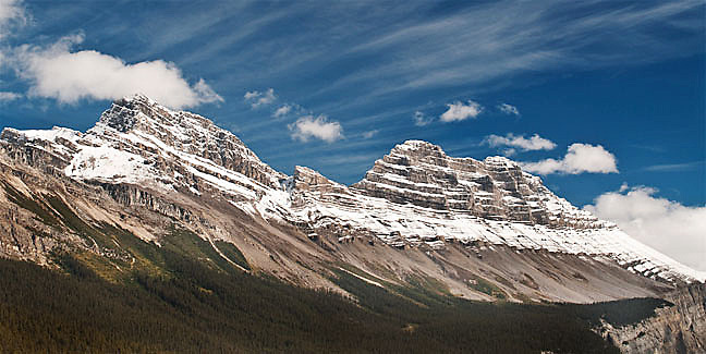 Icefields Parkway, Banff National Park, Alberta - Canada