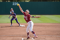 Stanford Softball vs Washington, March 31, 2018