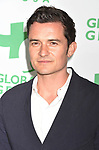 LOS ANGELES, CA - FEBRUARY 22: Actor Orlando Bloom arrives at the 14th Annual Global Green Pre-Oscar Gala at TAO Hollywood on February 22, 2017 in Los Angeles, California.