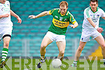 Pa Ranahan fails to stop Darran O'Sullivan scoring Kerry's opening goal in the Muster Senior Semi final held in The Gaelic Grounds last Saturday evening.