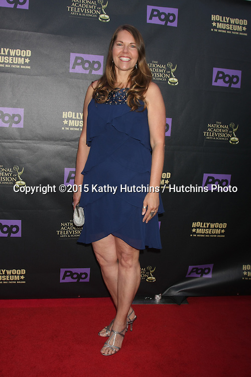 LOS ANGELES - FEB 21:  Cynthia J. Popp at the  2015 Daytime EMMY Awards Kick-off Party at the Hollywood Museum on April 21, 2015 in Hollywood, CA
