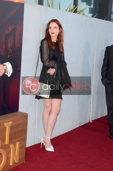 "Chloe Dykstra<br /> at ""The Last Tycoon"" Red Carpet Premiere Screening, Harmony Gold Theater, Los Angeles, CA 07-27-17<br /> David Edwards/DailyCeleb.com 818-249-4998"