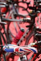 09 JUN 2007 - TREDEGAR, UK - National Elite Triathlon Championships and Corus Elite Triathlon Series Rd 2. (PHOTO (C) NIGEL FARROW)