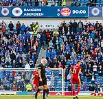 28.09.2018 Rangers v Aberdeen: Rangers put five past Aberdeen at Ibrox