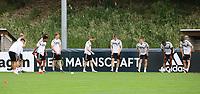 Aufwärmtraining der Nationalmannschaft - 04.06.2019: Training der Deutschen Nationalmannschaft zur EM-Qualifikation in Venlo/NL