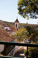 Diamantina _ MG, Brasil..Antiga igreja catolica em Diamantina...The old catolic church in Diamantina...Foto: BRUNO MAGALHAES / NITRO.