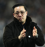 Leicester City's Vice Chairman Aiyawatt the son of Vichai Srivaddhanaprabha<br /> <br /> <br /> Photographer Rachel Holborn/CameraSport<br /> <br /> The Premier League - Saturday 10th November 2018 - Leicester City v Burnley - King Power Stadium - Leicester<br /> <br /> World Copyright &copy; 2018 CameraSport. All rights reserved. 43 Linden Ave. Countesthorpe. Leicester. England. LE8 5PG - Tel: +44 (0) 116 277 4147 - admin@camerasport.com - www.camerasport.com