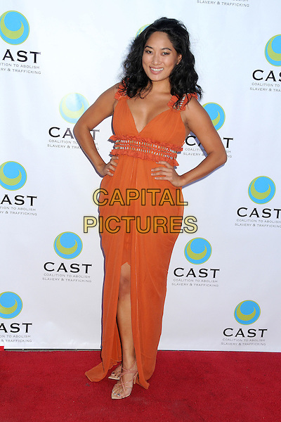 29 May 2014 - Los Angeles, California - Chloe Flowers. 16th Annual &quot;From Slavery to Freedom&quot; Gala Event held at The Skirball Center.  <br /> CAP/ADM/BP<br /> &copy;Byron Purvis/AdMedia/Capital Pictures