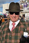 2nd February 2019, Leopardstown, Dublin, Ireland; Portrait of owner Rich Ricci. Leopardstown racecourse.