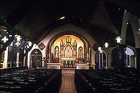 Church interior<br />