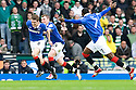 :: RANGERS' STEVEN DAVIS CELEBRATES AFTER HE SCORES RANGER'S FIRST ::