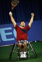 17-11-07, Netherlands, Amsterdam, Wheelchairtennis Masters 2007, Wagner winner