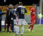 Ryan Hardie makes his first team debut for Rangers