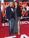 Alan Thicke and wife attends The L.A. Premiere of Sex Tape held at The Regency Village Theatre  in Westwood, California on July 10,2014                                                                               © 2014 Hollywood Press Agency