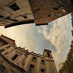 Rome, Isola Tiberina- Via di Ponte Quattro Capi