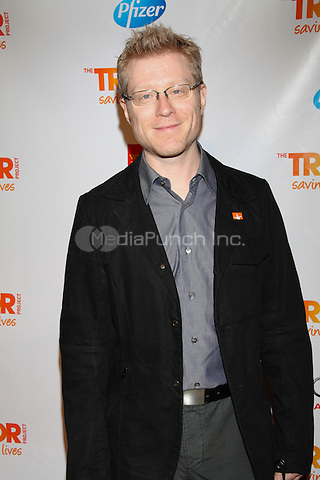 Anthony Rapp at TREVOR LIVE! An irreverent evening of music and comedy to benefit The Trevor Project, honoring Susan Sarandon and MTV in  New York City. June 25, 2012 ©Diego Corredor/MediaPunch Inc.